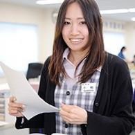 本社横浜工場 営業部業務課管理係 小峰 彩子