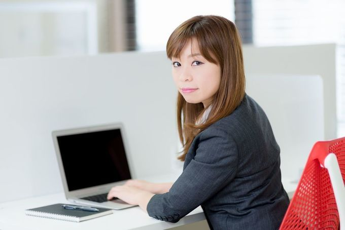 女性目線でみる職場について