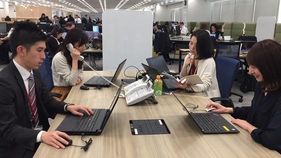 <リンクアンドモチベーショングループ>外国人向けの人材紹介で日本のグローバル化に貢献する【採用コンサルタント】《賞与年4回・フレックス制・残業月10h程度・女性6割以上》