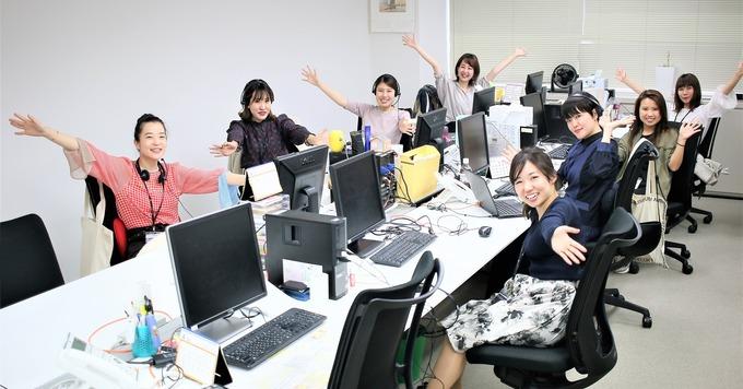 【カスタマーサポート】会員数250万人の通販サイトを支える仕事