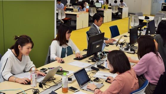 【フレックスタイム・リモートワーク推奨】【平均残業22H】働き方改革を推進するワークスペース・コンサルタント~