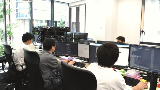 【100%自社】機械学習を用いた営業支援プロダクトのサーバーサイドエンジニア募集