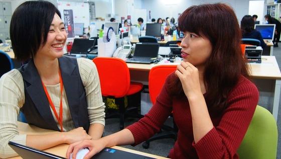 『実働7h×残業ゼロ!』【定時での退社が当たり前】女性の働くを支援する人材会社で営業アシスタント*未経験OK!*新宿勤務