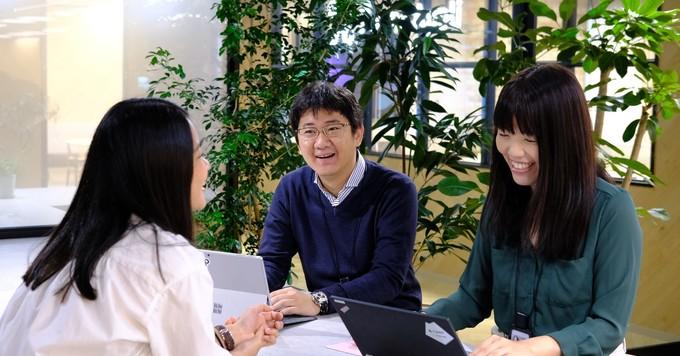 業界シェアNo.1のSaaSサービス | クラウド事業部 法人営業職(パートナー営業)