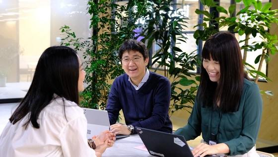 業界シェアNo.1のSaaSサービス | 法人営業部 法人営業職