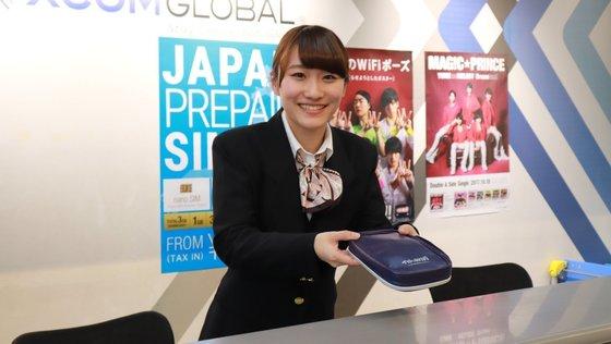 成田空港で働く!CMでおなじみの『イモトのWiFi』 憧れの空港で働くグランドスタッフ大募集! 《未経験歓迎/海外旅行手当有/有給消化率90%》
