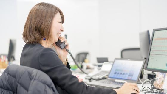 ヘルスケア×IT・働く人の健康を支えるセールスメンバー募集・ワークライフバランス◎女性活躍中