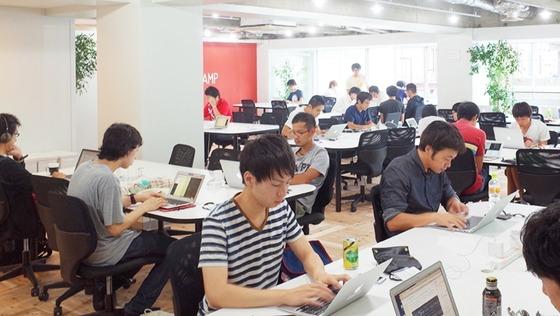 《渋谷/名古屋/大阪勤務・セールス》今話題のIT×教育事業「TECH::CAMP」「TECH::EXPERT」の転職支援!カウンセラー募集!《すごいベンチャー100に選出!》