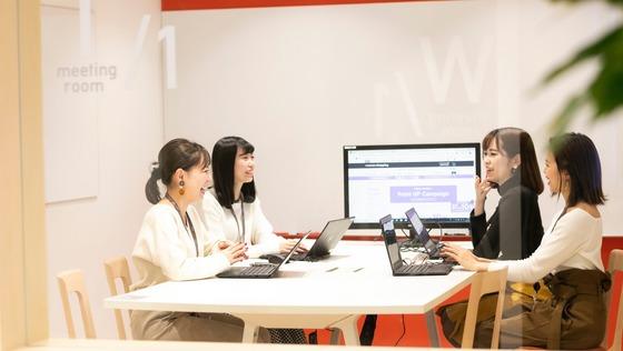 【未経験歓迎!】クライアント向けWebサービスの進行管理・運用スタッフ