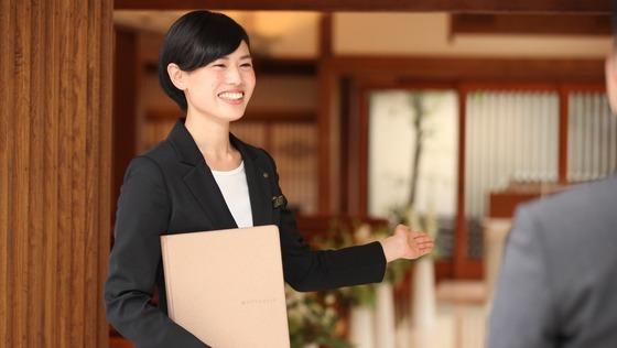「今、私の仕事は人の心を動かしているか」徹底的にお客様へ寄り添う【ウェディングプランナー】《未経験可/女性管理職42.2%/中途入社5割》