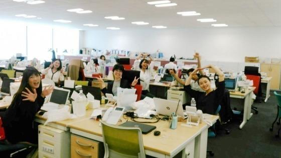 ◆未経験大歓迎・業界成長率NO.1【事務職/品川勤務】