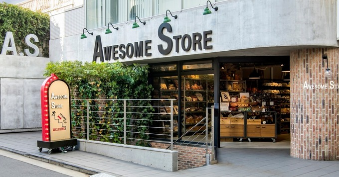 『AWESOMESTORE』の店舗運営スタッフ★豊富なキャリアステップあり(店舗運営⇒ SV、マネージャー、VMD、店舗開発など)