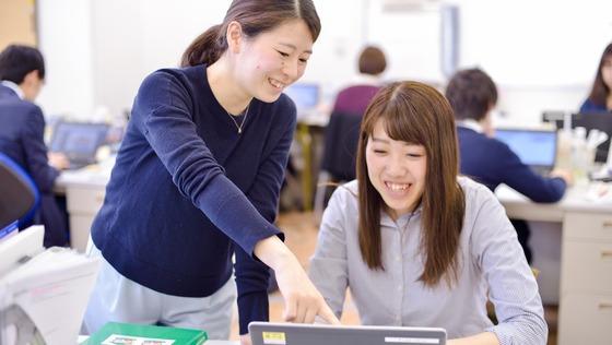 【大阪】勤務地梅田  ♪ 介護の資格学校でのスクール運営事務☆介護業界経験者は知識を活かせます!もちろん未経験もOK★時短、週3~4日などもご相談ください!