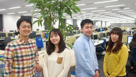 日本のスモールビジネスを支える当社!そんな当社のファンを作るお仕事です!【残業少なめ、年間休日127日】