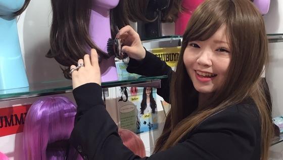 【東京<渋谷・新宿・池袋>で募集】◆女性用ウィッグの大手企業。「NAVANA」ショップのウィッグアドバイザー』◆《駅近有名ファッションビルでのお仕事です。女性100%/残業少な目》
