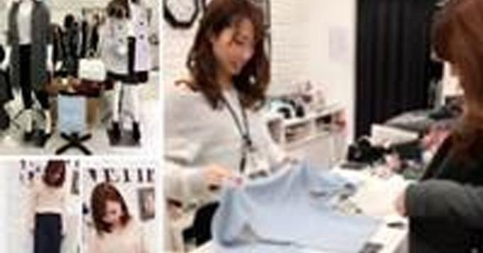【東京<新宿・池袋・調布>で募集】◆女性用ウィッグの大手企業のアパレルショップでのファッション販売。◆《駅近で通勤楽々。女性100%/残業少な目》