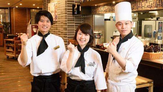 ホテル業界No.1アパホテル☆レストランのサービススタッフ☆未経験/第二新卒大歓迎!