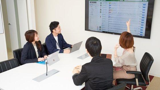 【大阪・ITコミュニケータ】残業極少!急成長のクラウドサービスでエンジニアの掛け橋となるコミュニケータの募集!