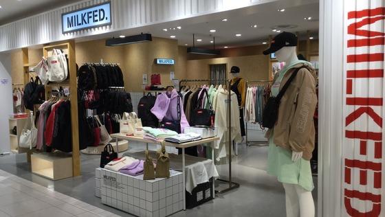 ◆MILKFED販売スタッフ(渋谷・原宿・新宿)販売職募集!(女性が活躍/残業ほぼなし/有給消化率83%/福利厚生充実》