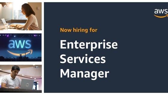 Enterprise Services Manager - Global Financial Services