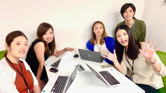 【女子学生の就職支援サービスのキャリアコンサルタント】欲張って生きよう!女子の就活なら『女子キャリ』と言われるようなブランドを一緒に創りませんか?≪営業未経験の方も歓迎!≫