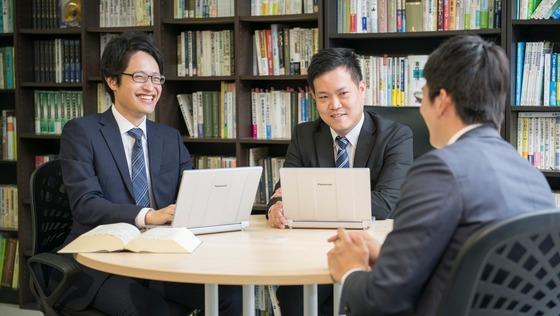 急成長中の法律事務所で登記部門のリーダー候補募集!