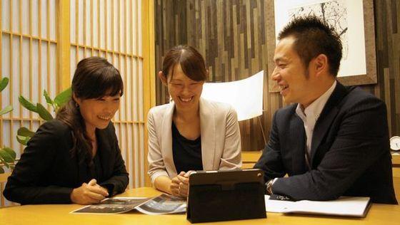 オーナー様の最適な資産運用を実現する営業アシスタント