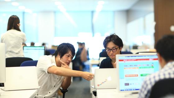 ライフスタイルサポート事業本部【Web開発エンジニア】東証一部上場企業にて、自らアイデアを出しながらよりよいシステム開発に携わっていく!自社Webサービスサイトの開発業務