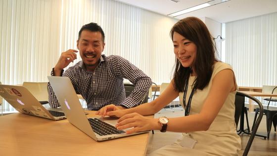 ナショナルクライアントのインターネットビジネスを成功へ導くアカウント・エグゼクティブ(営業)
