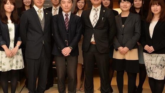 弁護士を補佐するパラリーガル【法律事務/名古屋支店】