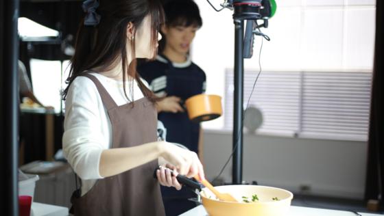 """月間1,000万人にリーチする""""かんたん、おいしい、たのしい""""料理動画サービス「mogoo(もぐー)の【アカウントプランナー】"""